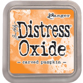 Tim Holtz Distress Oxide Ink Pad - Carved Pumpkin - TDO55877